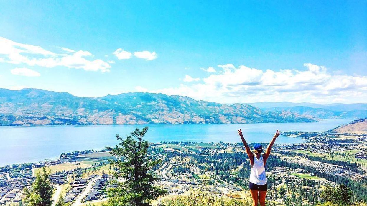 This Is The Coolest Fall Road Trip You'll Ever Go On From Vancouver To Kelowna