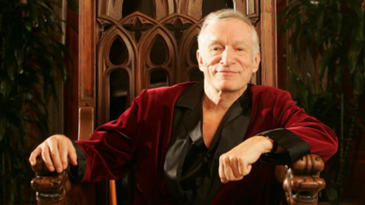 'Playboy' Icon Hugh Hefner Passed Away Last Night - Here's How Much His 31-Year Old Wife Is Inheriting