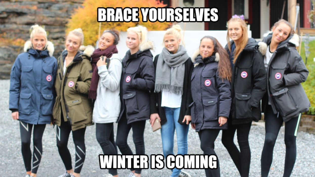 This Tumblr Account Brutally Roasts People Who Wear Canada Goose Jackets
