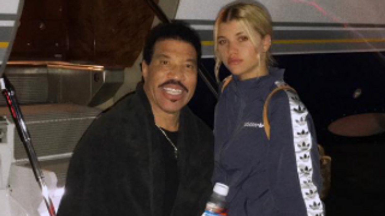 Lionel Richie Admits He's 'Horrified' That Daughter Sofia Is Dating Scott Disick