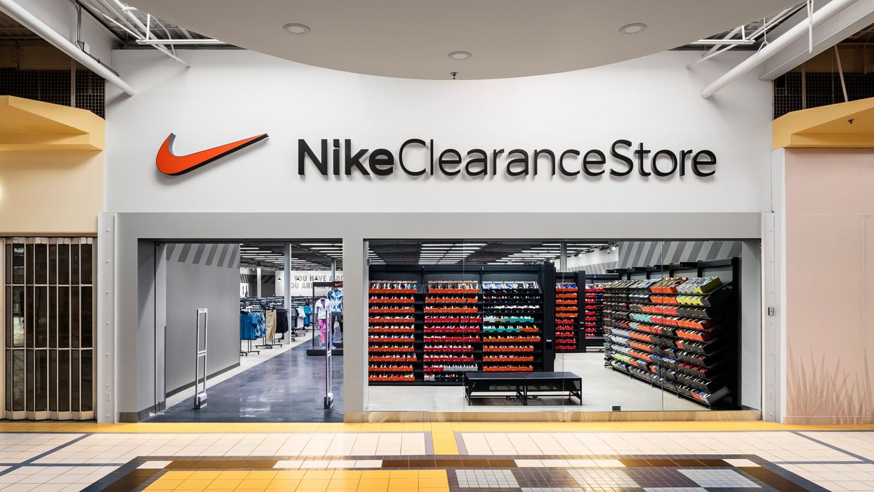 The First-Ever Nike Clearance Store Just Opened Near Toronto