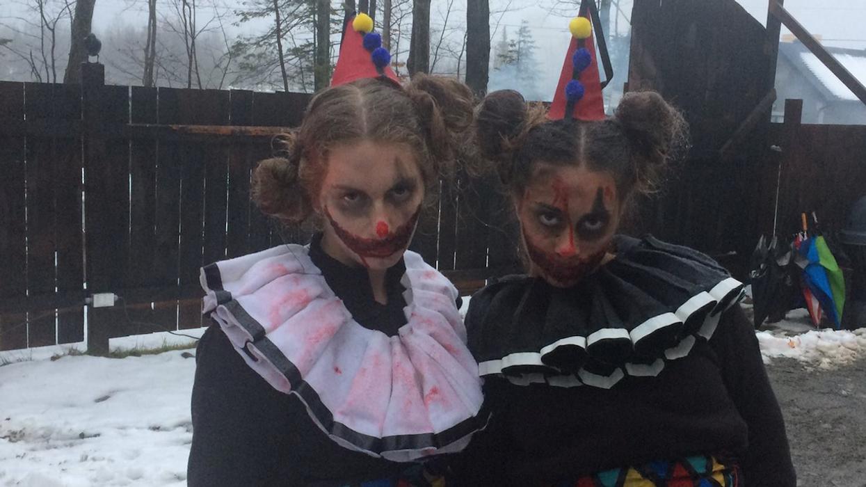 Toutes les maisons hantées les plus creepy à visiter pour l'Halloween