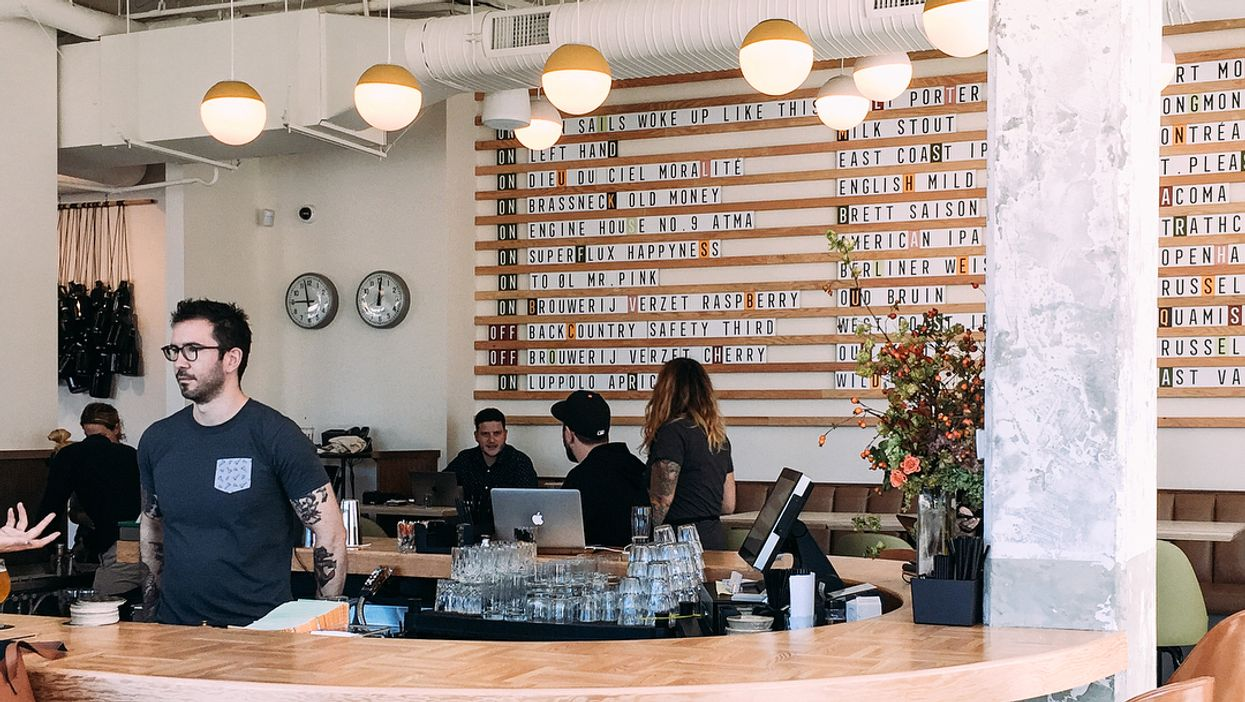 There's A New Hipster Restaurant In Vancouver's Fraserhood And It's Aesthetic AF