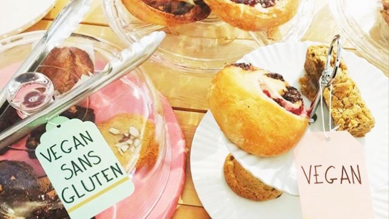 La pâtisserie vegan à Montréal où amener tes amis qui le sont pas