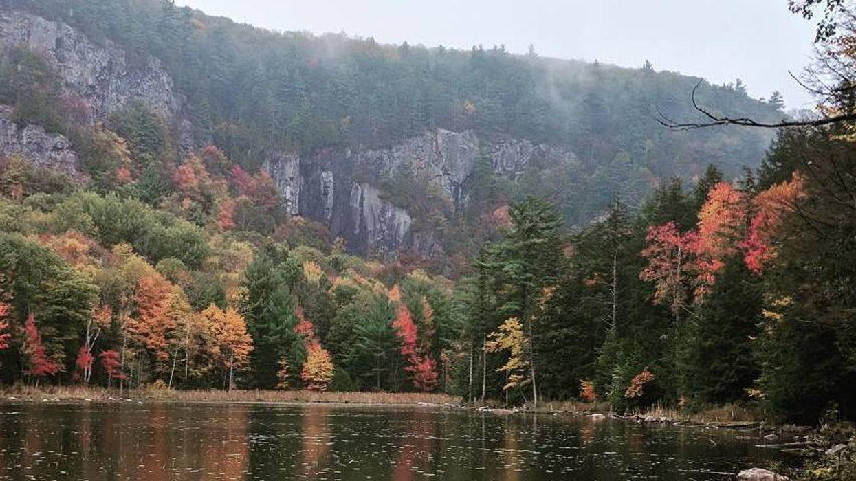 LA réserve naturelle où tu dois aller faire du sport cet automne!