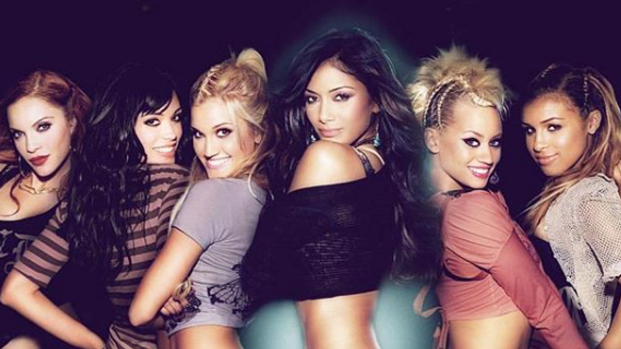 Former Pussycat Doll Kaya Jones Claims The Group Was A Front For Prostitution