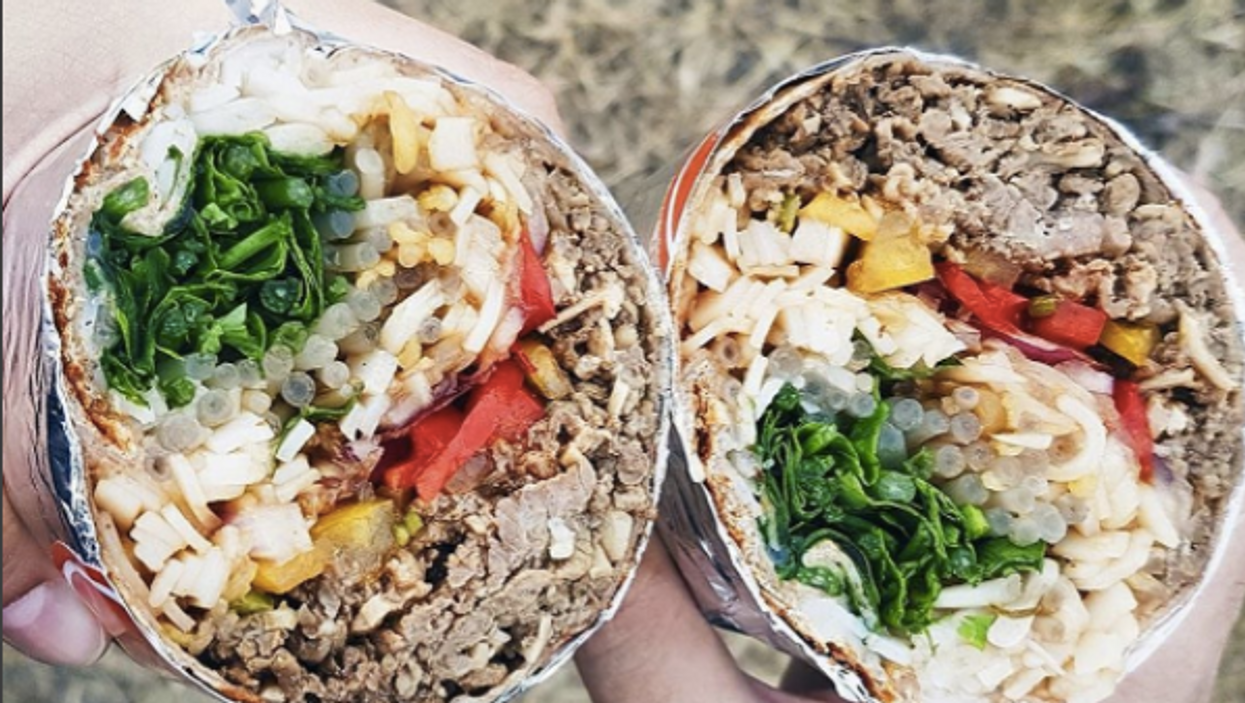 These Toronto Pho Burritos Might Just Be The Most Extra Food Combo Yet