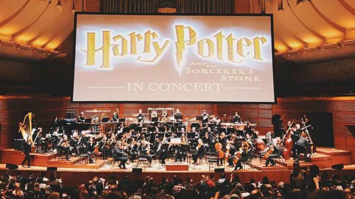 Un concert envoûtant d'Harry Potter a lieu ce week-end à Montréal