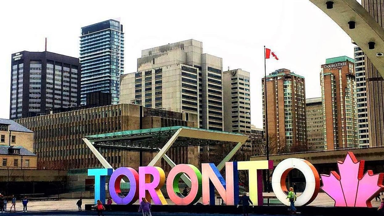 This Iconic Travel Magazine Did A Feature On Toronto Hotspots And We're A Little Confused