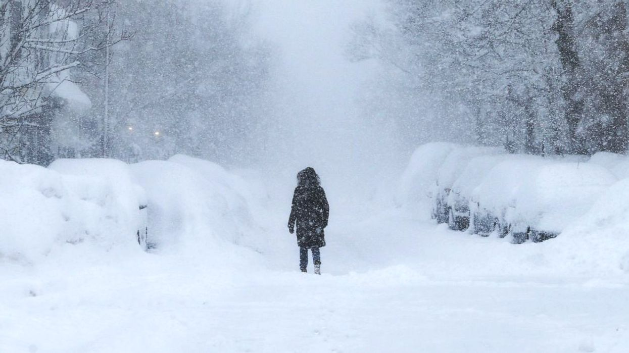 Ontario And Quebec To Be Hit With Severe Snowstorms This Winter 2018