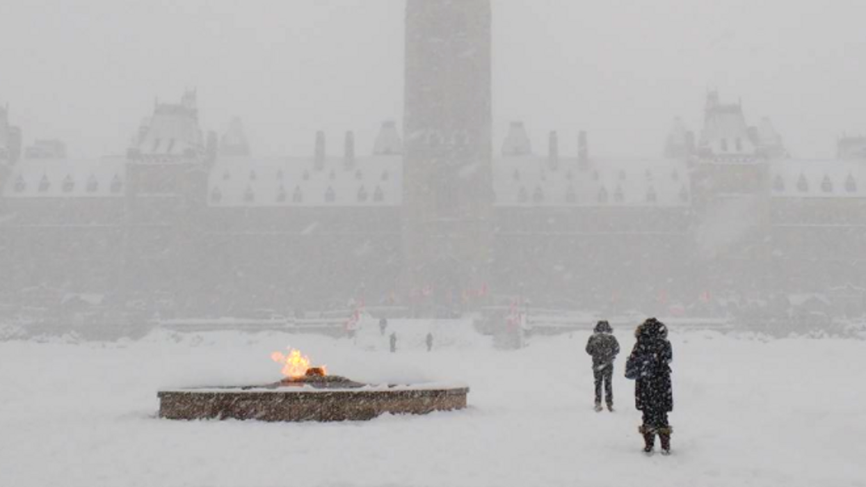 The Snow Will Be Brutal In Ottawa This Year And We're Not Happy At All