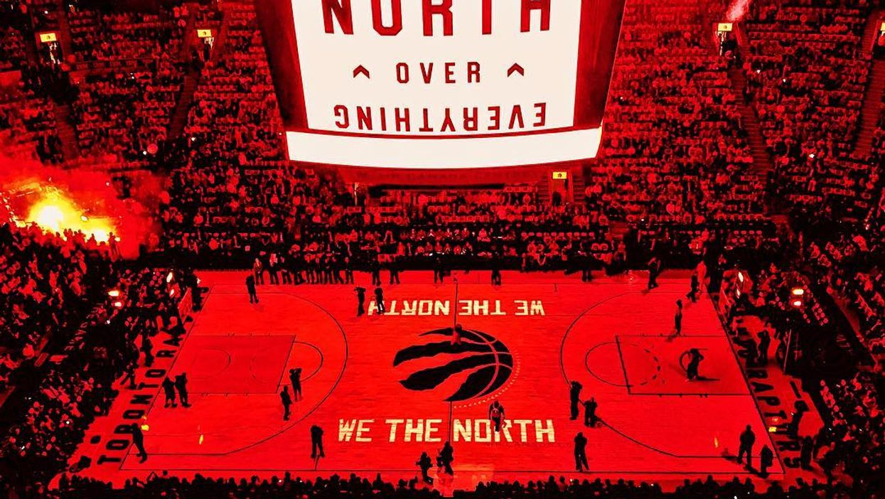 """The Toronto Raptors Ditched Their """"We The North"""" Slogan For Something Even Better"""