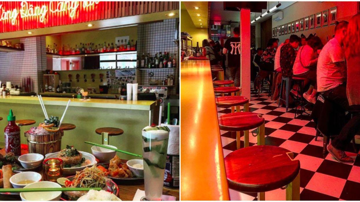 Le Red Tiger: la meilleure bouffe vietnamienne de Montréal est dans le Village