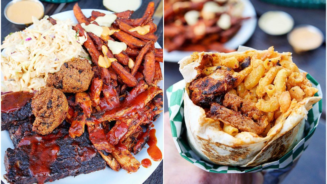 There's A Barbecue Restaurant In Portland That's 100% Vegan And It's Totally Worth The Road Trip