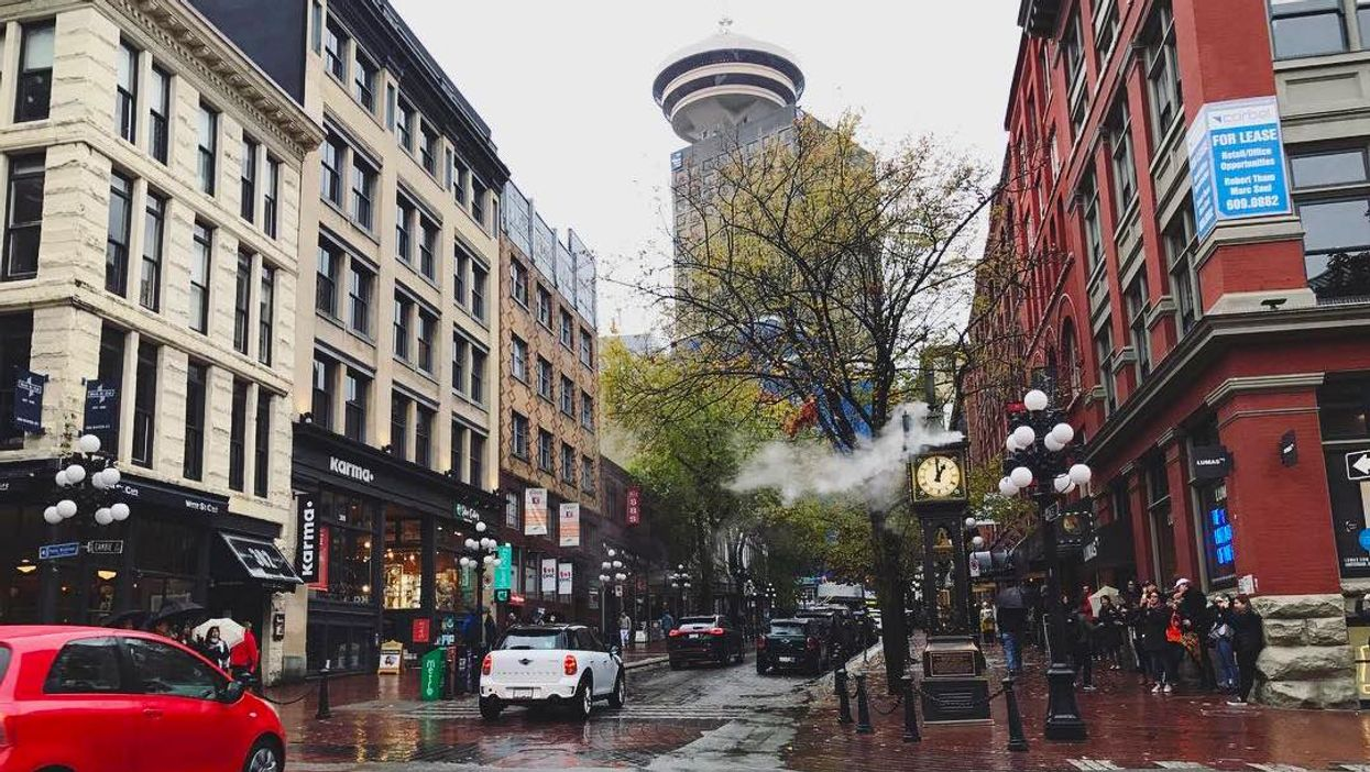 We're Not Joking, Vancouver Is Actually Hosting An Umbrella Party Next Weekend