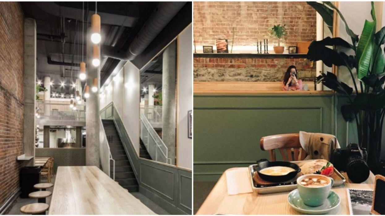 Il y a enfin un café près de Concordia, et il est #Instagoals