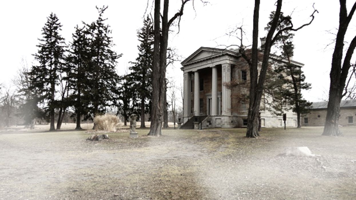 You Can Go On Haunted Ghost Walks After Dark At This Abandoned Town In Ontario