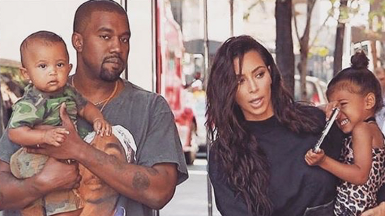 Kim Kardashian And Kanye West Just Got A Major Update From Their Surrogate