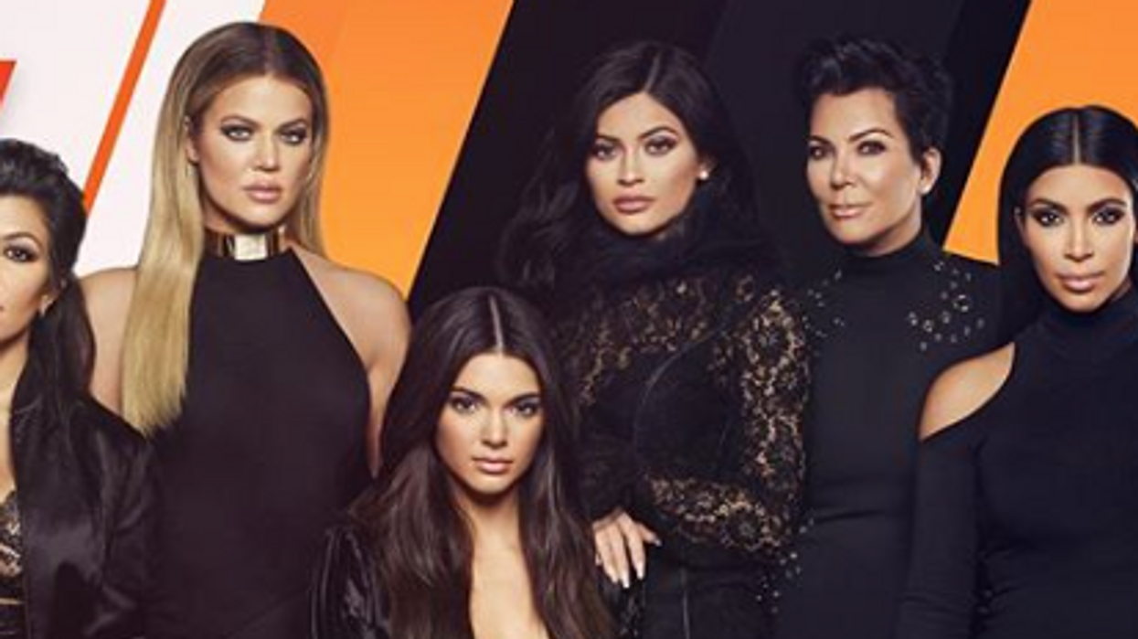 The Kardashians Just Got An INSANE Paycheque To Do 5 More Seasons Of #KUWTK