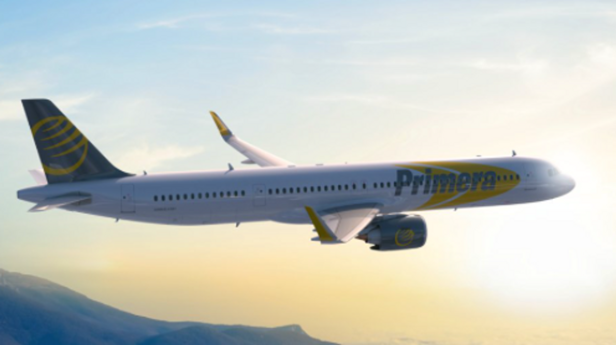 This New Airline Will Fly You Round Trip From Toronto To Europe For $500