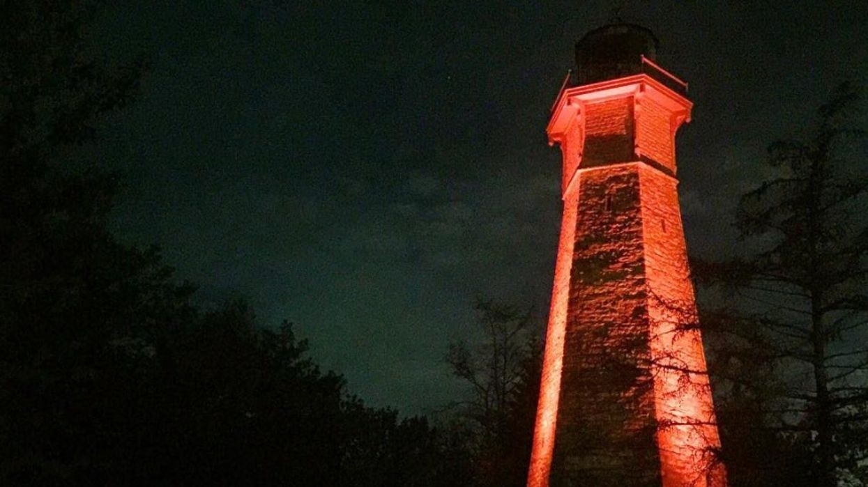 This Creepy Boat Ride Will Take You To The Most Haunted Spot On The Toronto Islands