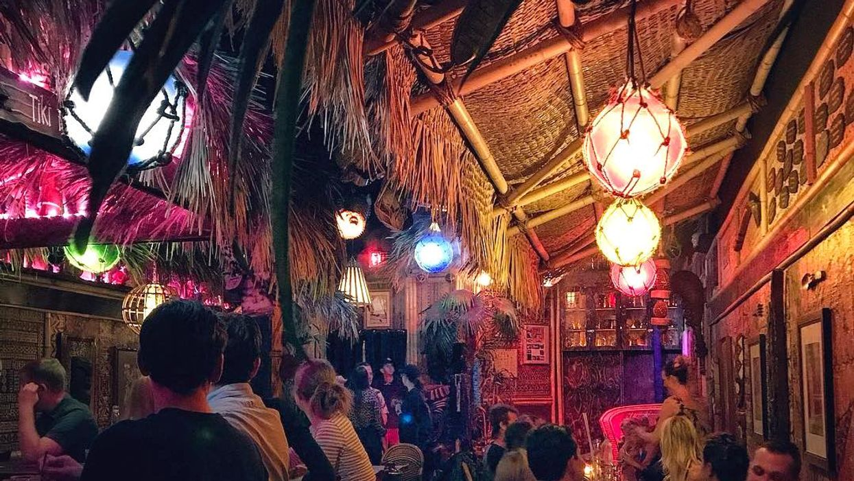 This Tropical Tiki Bar Is A Little Slice Of Hawaii In Vancouver