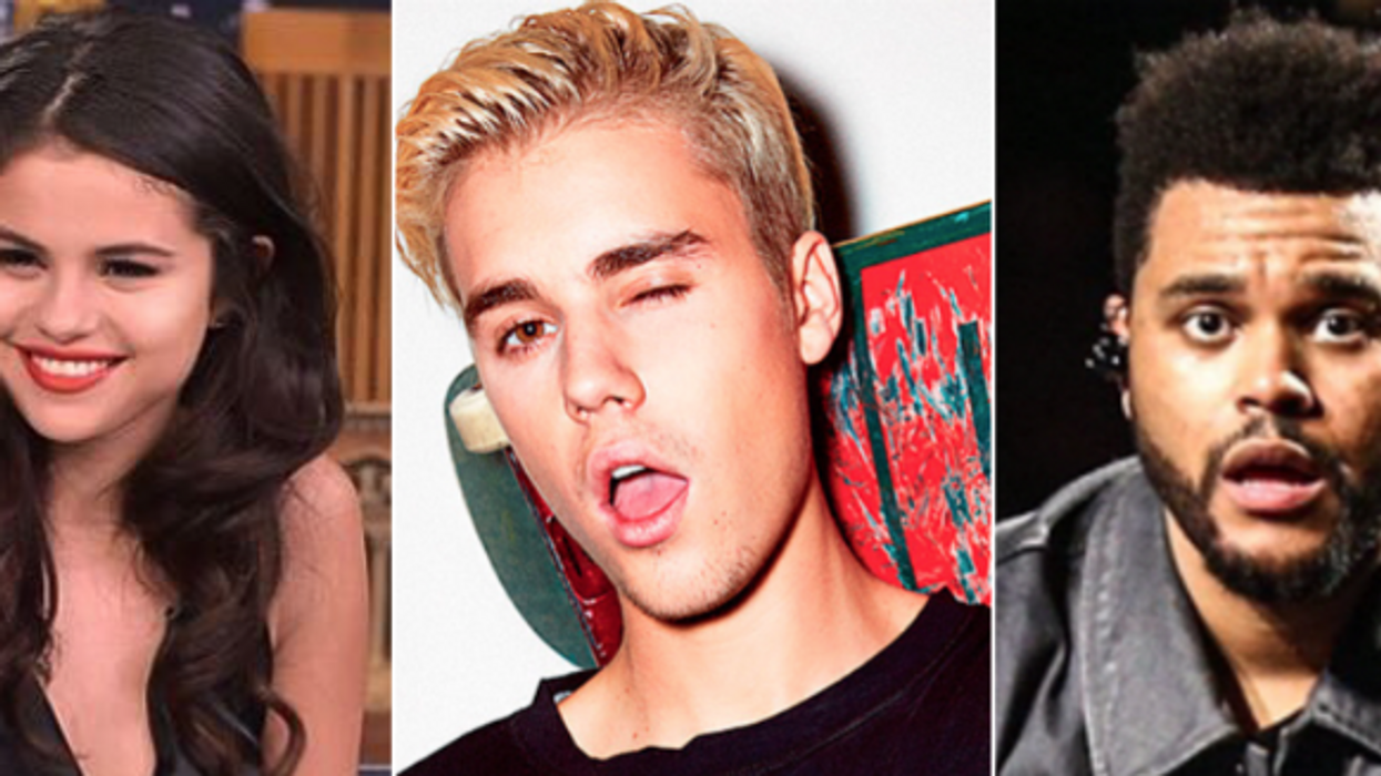 The Weeknd Shaded Selena Gomez's Friends And Family After She Hung Out With Justin Bieber