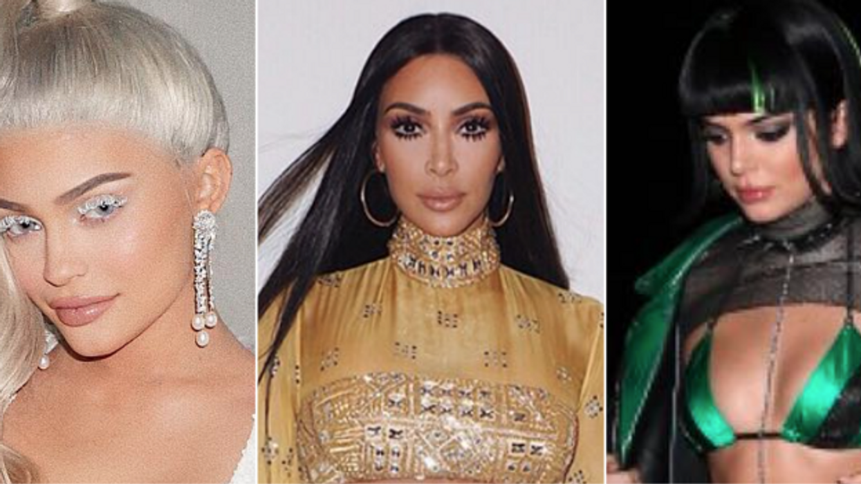 Here Are The Best Kardashian Costumes From Halloween 2017