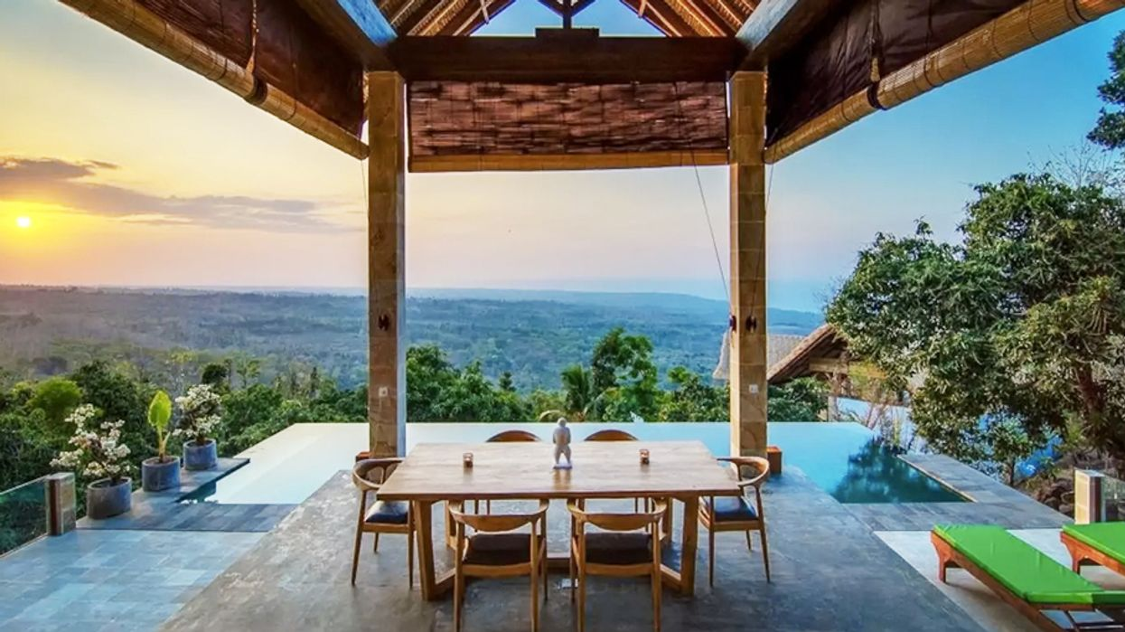 You Can Rent This Epic Private Villa In Bali For Just $40 A Night