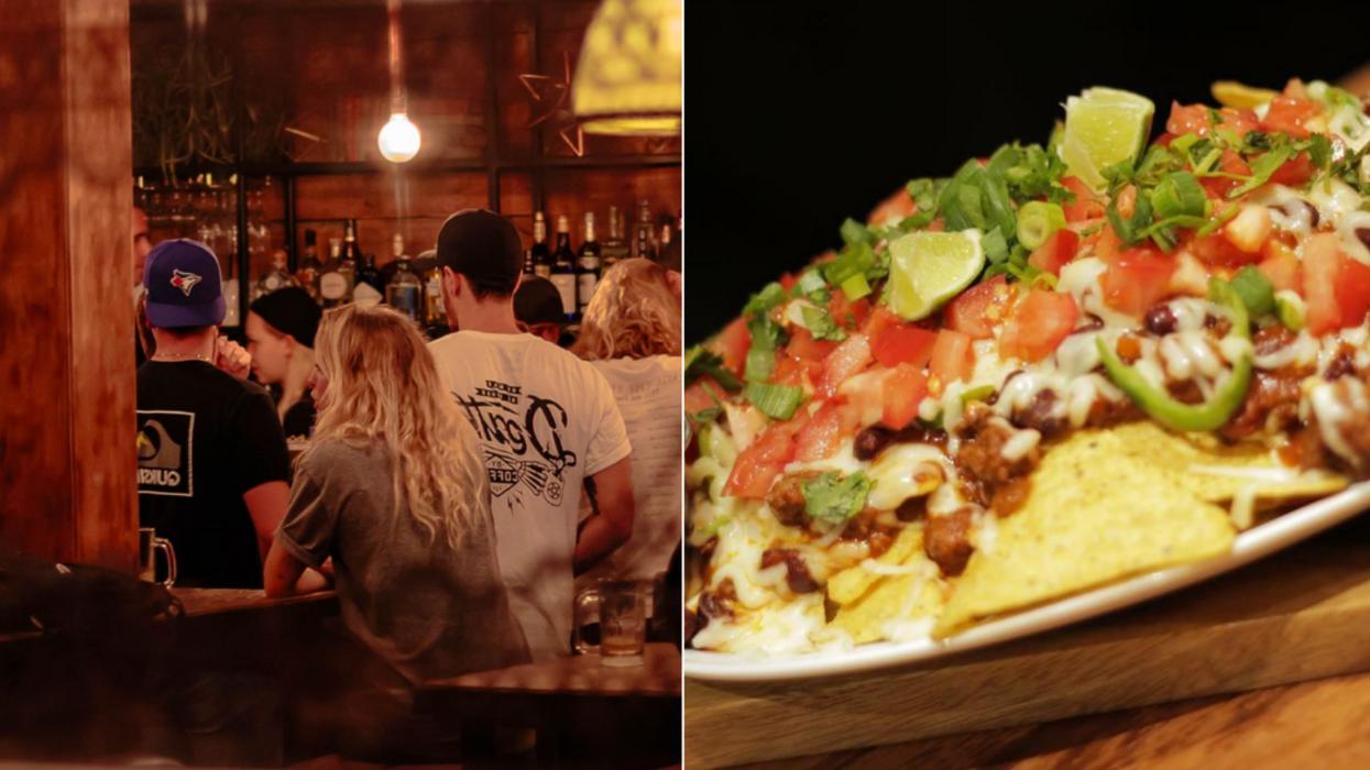 Un nouveau resto-bar au menu à 5$ fête son ouverture officielle ce jeudi