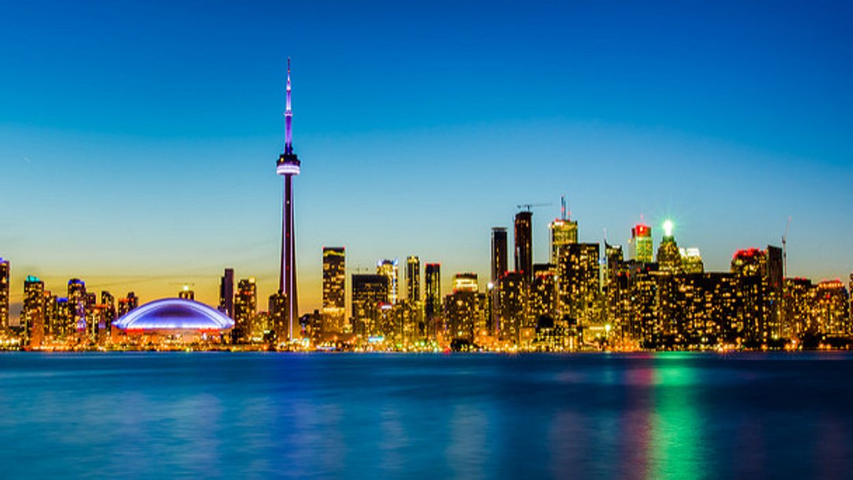 This Toronto College Is Hosting An Event That'll Help Launch Your Tech Career