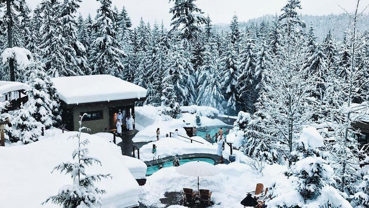 13 Places To Spend Your Christmas Break In BC If You're Broke AF
