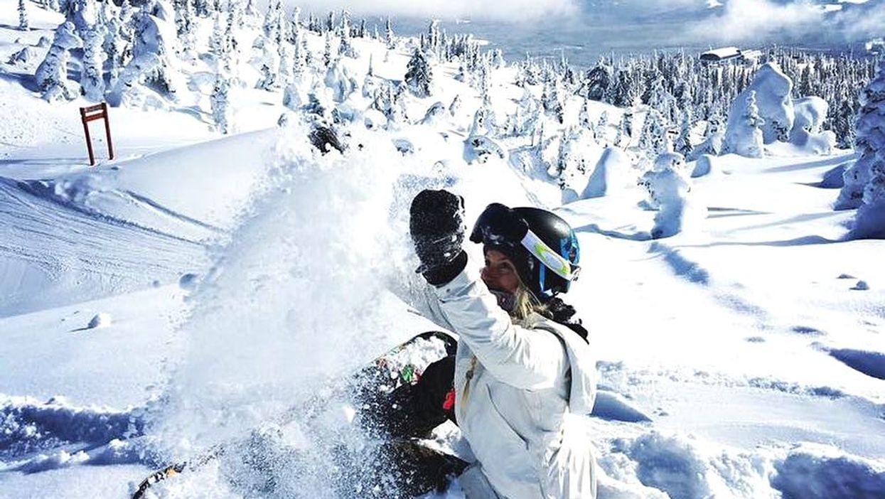 These 4 Amazing BC Skiing And Snowboarding Resorts Are Opening This Month