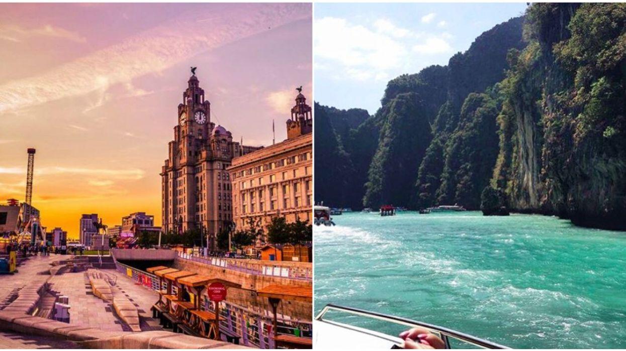 Le top 10 des meilleures destinations voyage à visiter en 2018