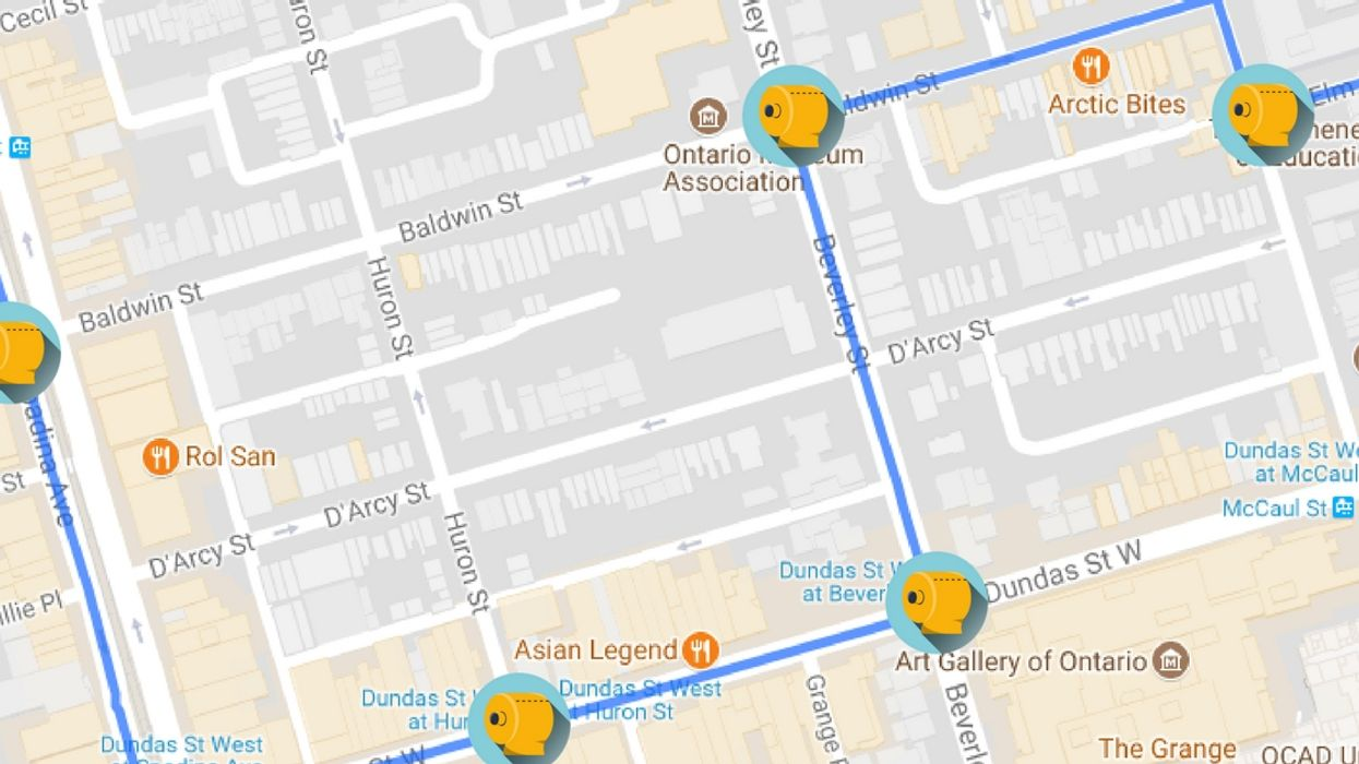 There Is Finally An App That Shows Public Washrooms In Toronto