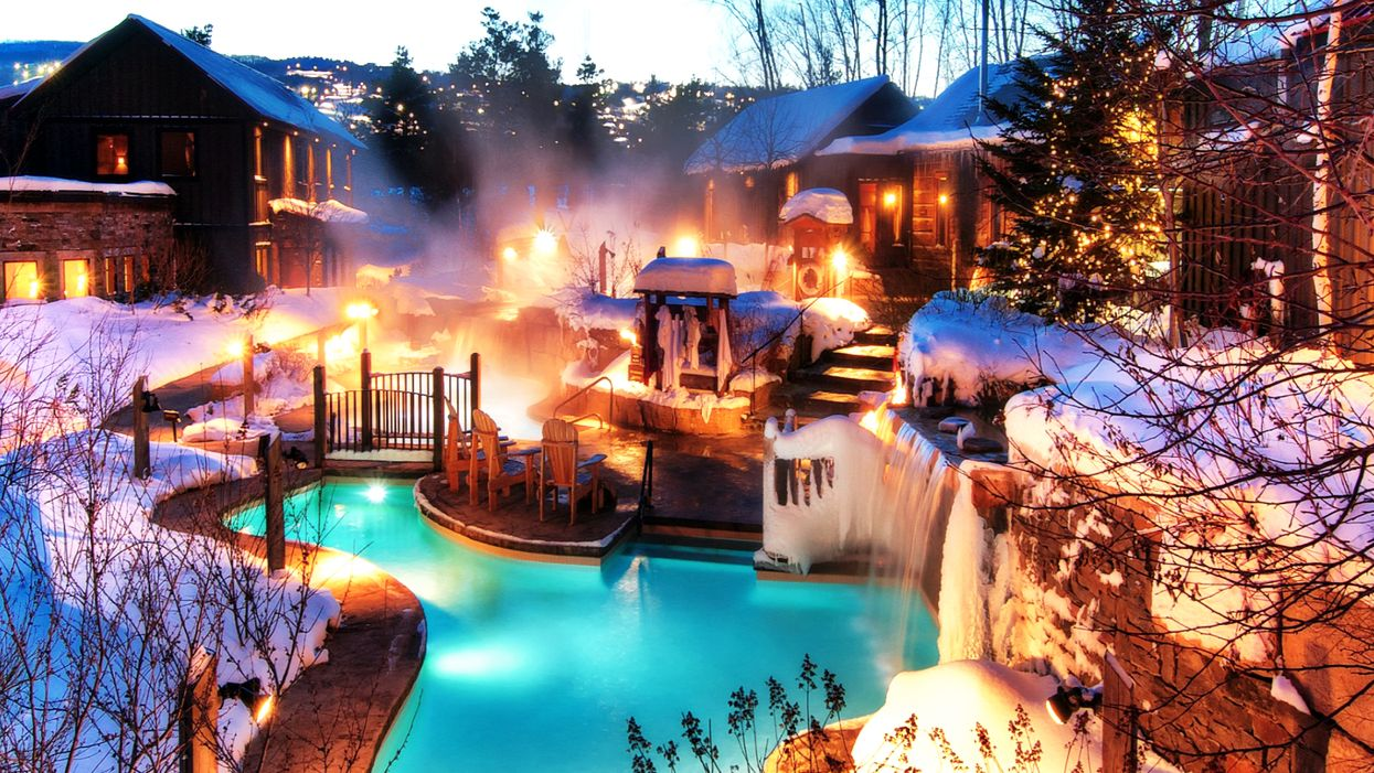 This Luxurious Spa Resort In Ontario Will Give You Full Access To Its Baths For $50