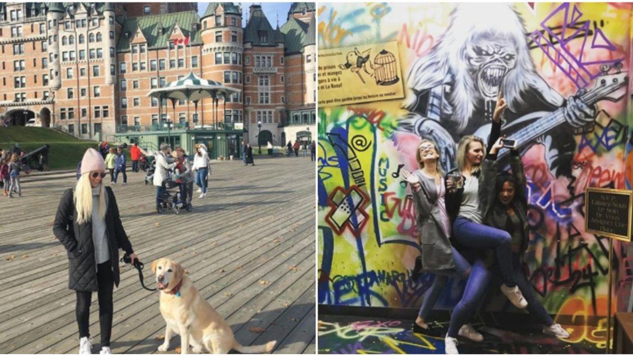 25 photos Instagram que toute les filles qui vivent à Québec ont déjà publiées