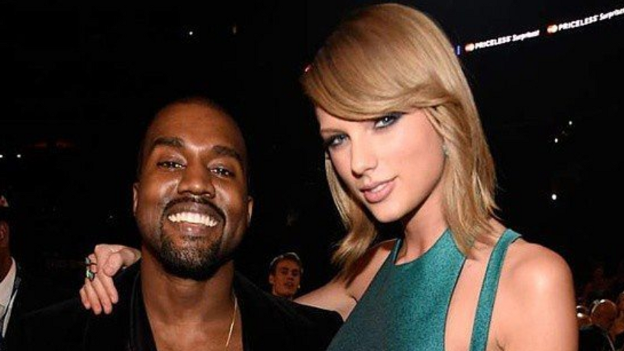 Taylor Swift Totally Shaded Kim Kardashian And Kanye West On Her New Album