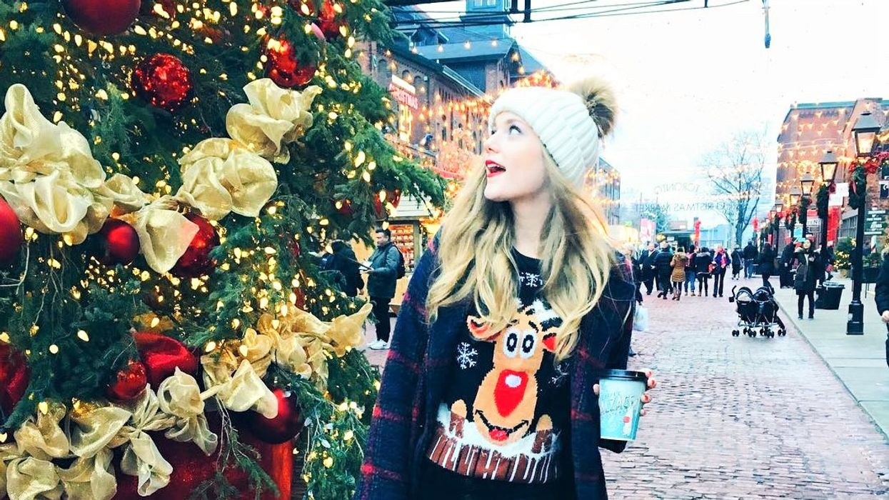You've Got To Do At Least 21 Of These 42 Things To Really Enjoy Holiday SZN In Toronto