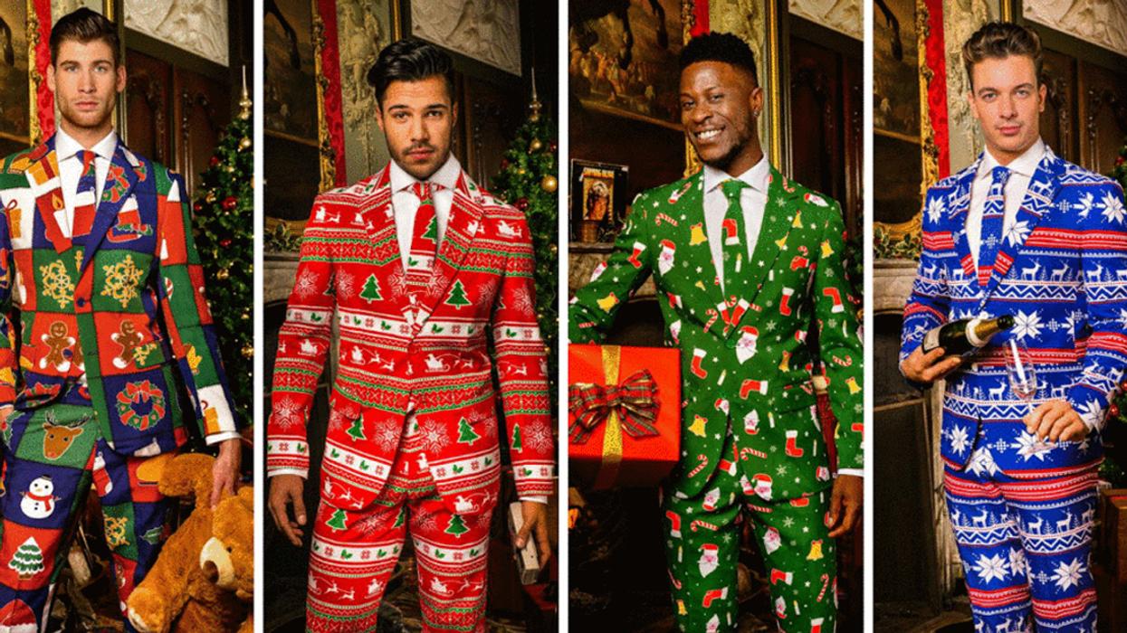 Tu peux jeter ton pull de Noël parce qu'on a la tenue des Fêtes parfaite pour toi