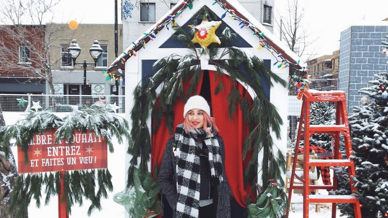 Le festival de Noël gratuit à Montréal qui te fera vivre la magie des fêtes