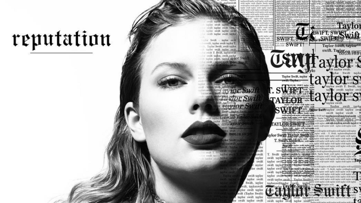 Taylor Swift's New Album Just Leaked Online