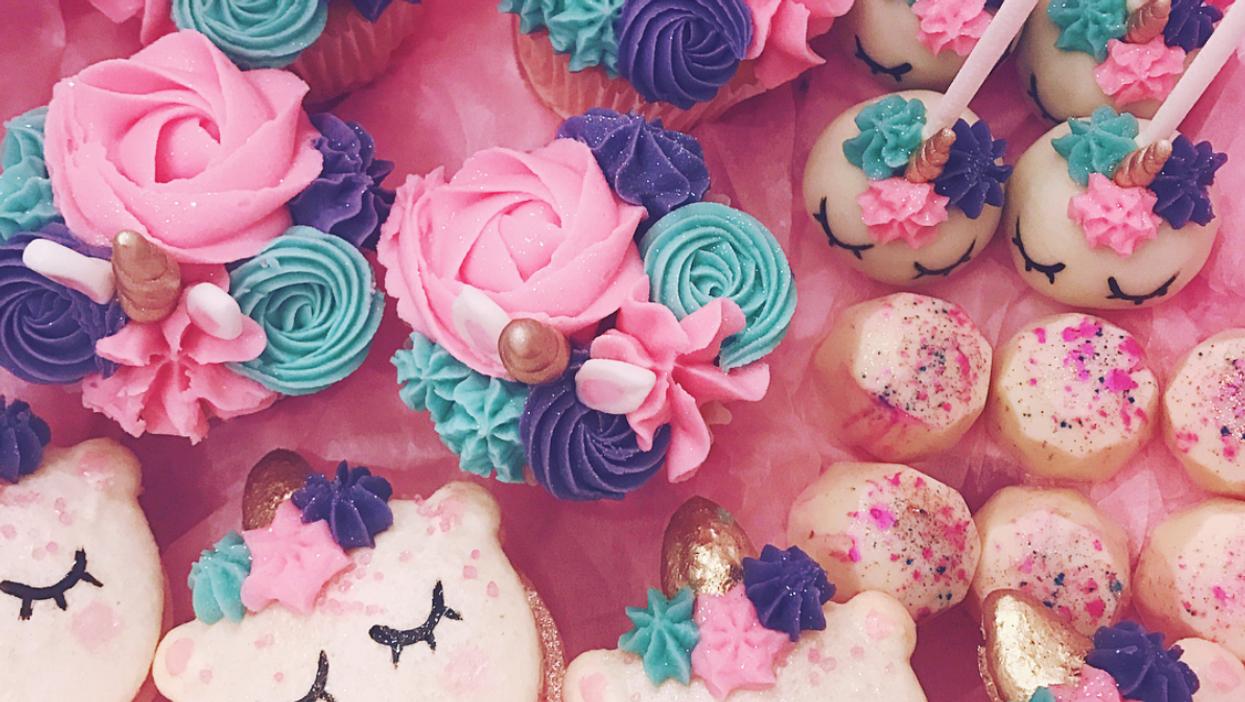 Ces pâtisseries en licornes est le cadeau parfait pour le temps des fêtes