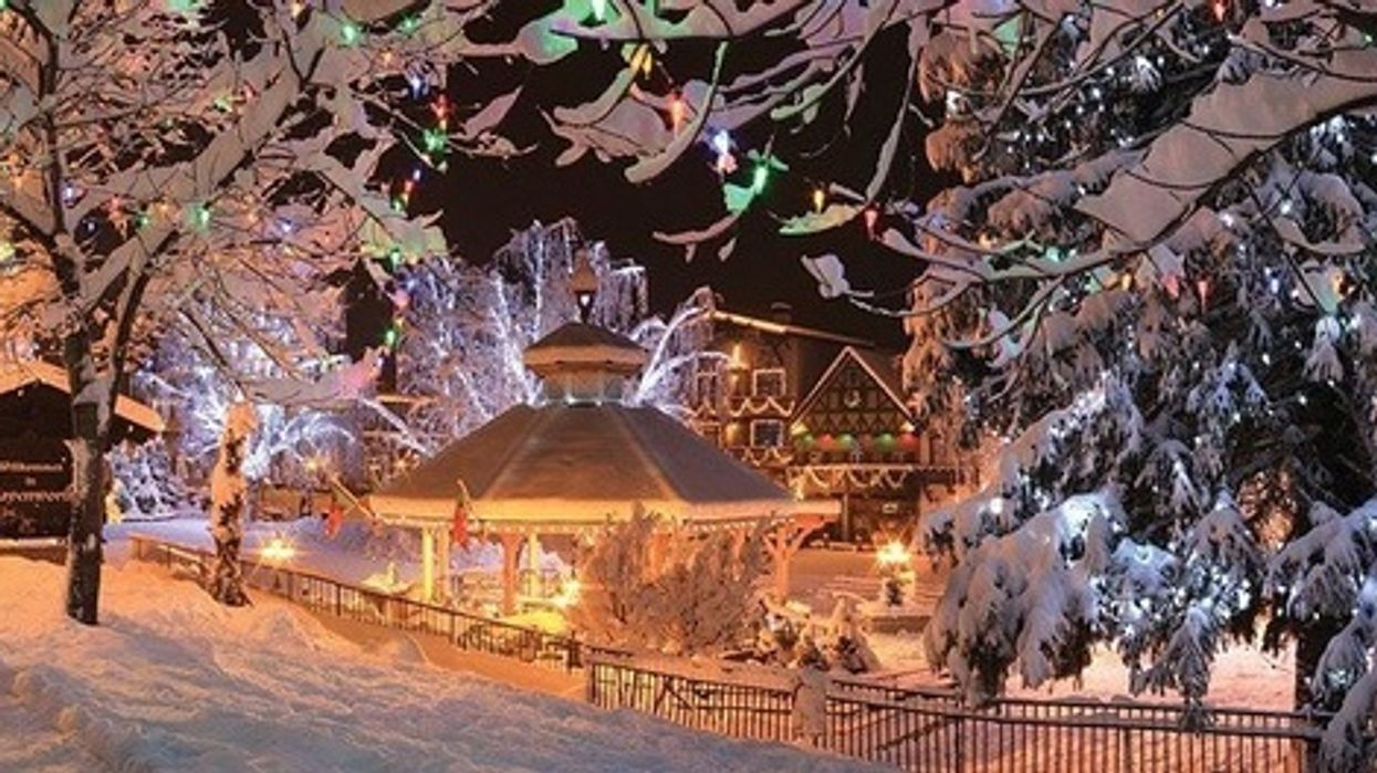 This Tiny Town In Vancouver Will Turn Into An Enchanted Christmas Village This Winter
