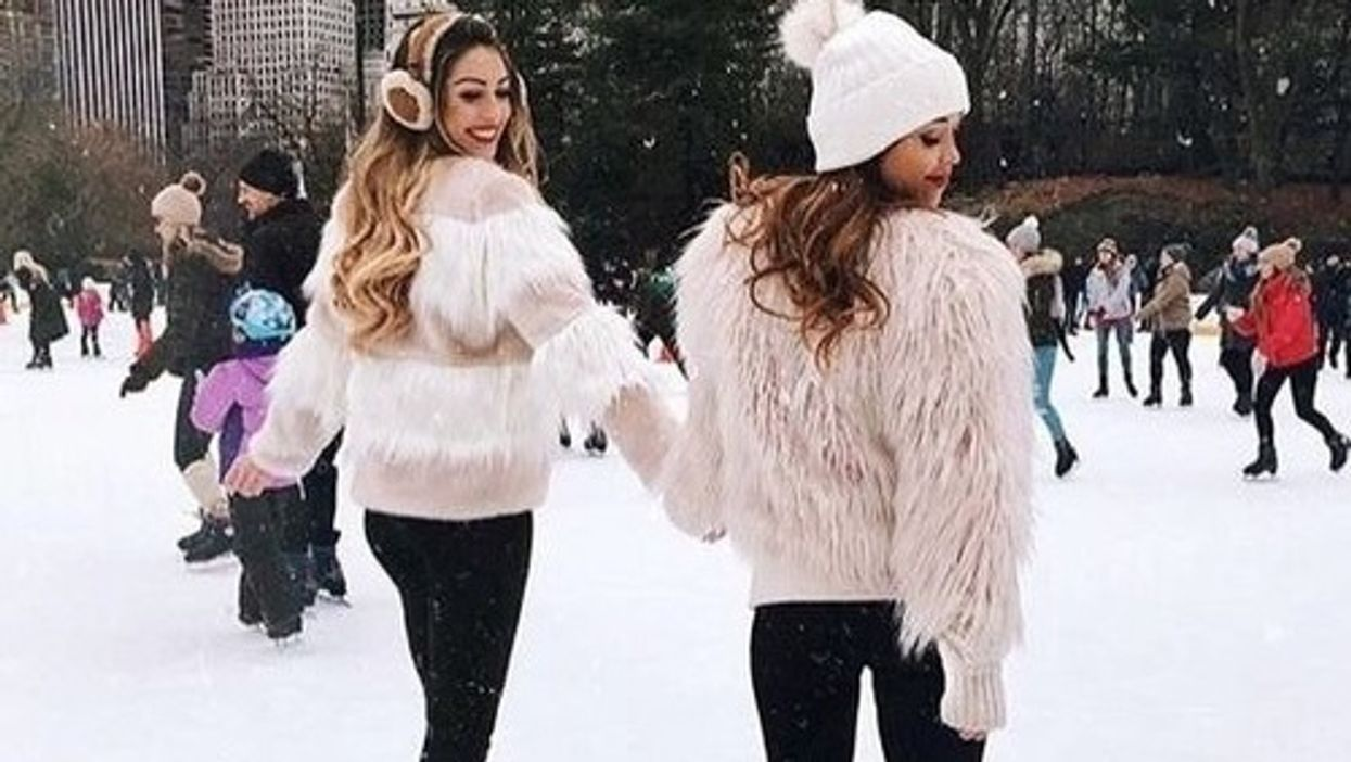 20 Calgary Things You & Your Sister/BFF Gotta Do Together This Winter
