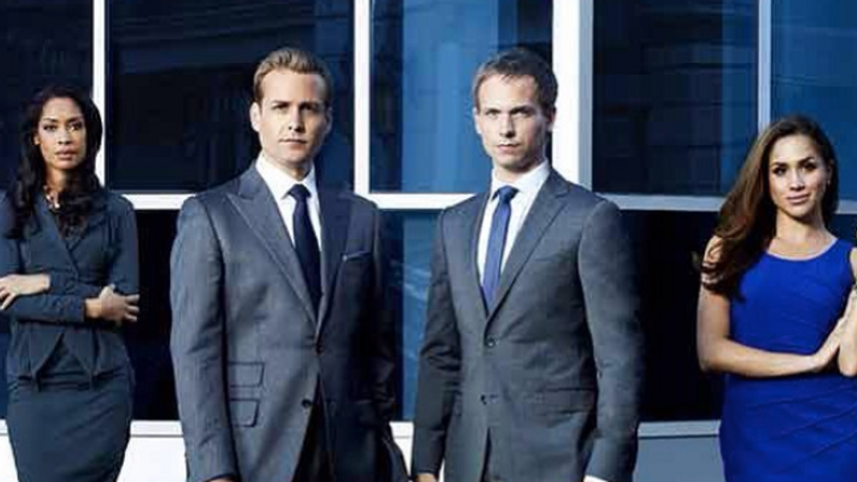 These Two Main Characters Are Leaving 'Suits'