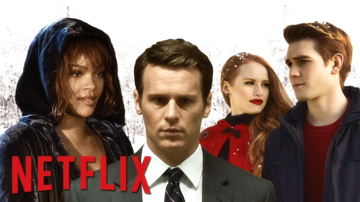 72 TV Series You Can Watch On Netflix Canada That Got 80-100% On Rotten Tomatoes