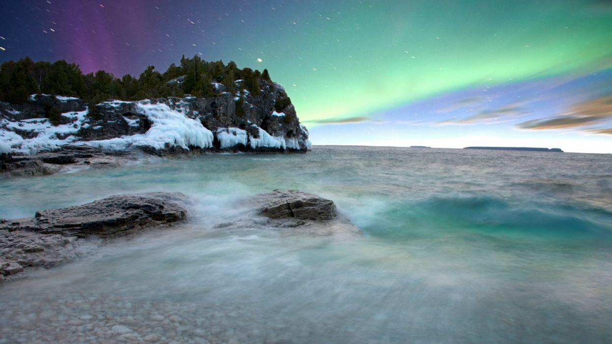 Bruce Peninsula Transforms Into A Winter Wonderland Every Year And It's Worth A Visit