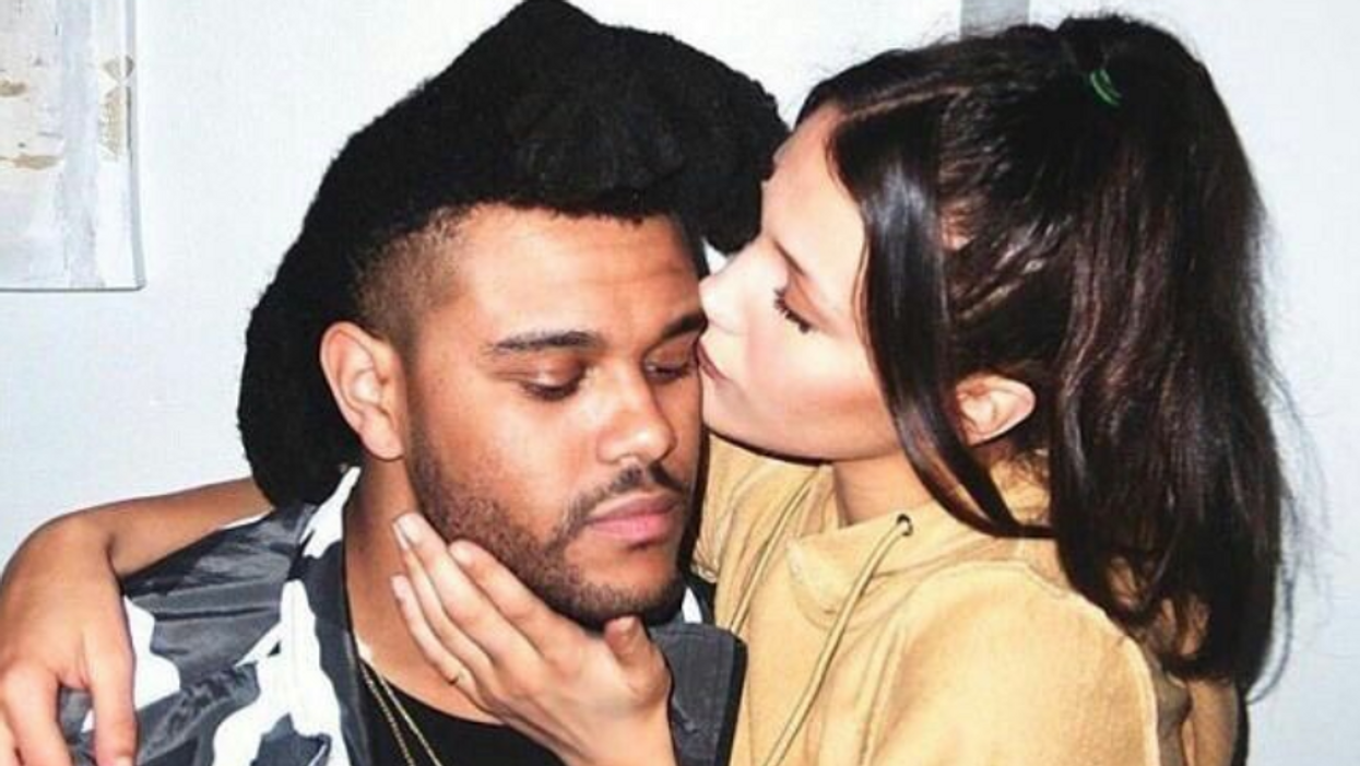 Bella Hadid And The Weeknd Are Hanging Out Again And We Can't Handle It