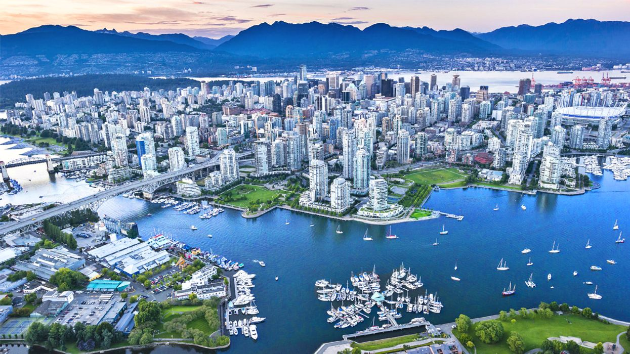 WestJet Is Offering Flights From Toronto To Vancouver For $260 Round Trip